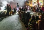 Incredible India - the langar at the golden temple by Rikitza