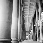Man at Union Station by jonniedee