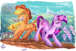 Pulling Behind Epicness by Jowybean