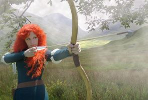 Merida by TheOriginalAKTREZ