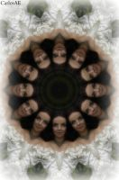 Babsartcreations Kaleidoscope by CarlosAE