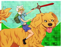 adventure time! by Wammys