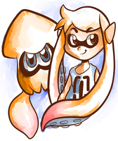 Splatoon by Anaugi