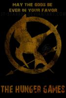 The Hunger Games Poster by Jt-Clrk