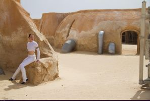 Tatooine by LuceCosplay