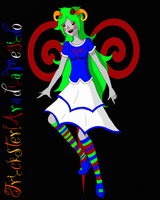 Trickster!Aradia by graphicalCatharsis