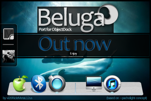 Beluga v1 For ObjectDock by vi20RickrMetal12us