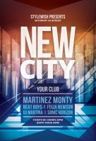 New City Flyer by styleWish