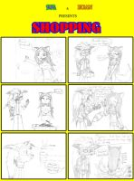 RP Comic - Shopping by DoubleSNL