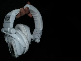 Stock: Headphones by wulff-stock