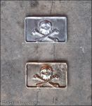 Captain Harlock belt buckle replica by TheIronRing