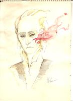 Ghost Thomas Sharpe.october sketch by ThiCamNguyen