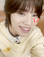 Happy Birthday from me by SungJong1993