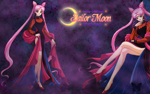 SailorMoon Black Lady by rionafury