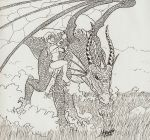 Wait for me Dragon Father by Shabazik
