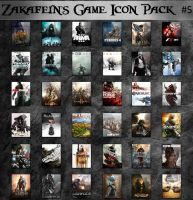Zakafein's Game Icon Pack 5 by Zakafein