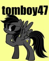 my new icon by tomboy47