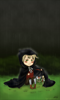 APH: Take Cover by kinno-nabi