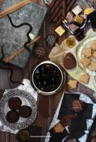 Today is National Chocolate Day 2016 by theresahelmer