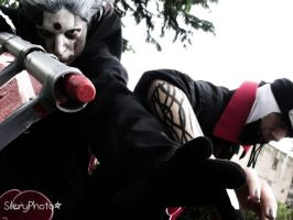 Naruto - Hidan and Kakuzu by The S.C. Cosplay by theSCcosplay