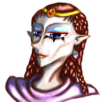 Yuga Bust by Astralstonekeeper