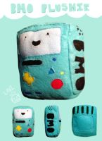 Bmo Plush by lavi-n