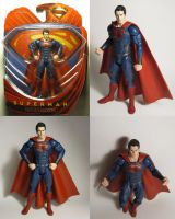 Man of Steel custom Paint apps by Baker009