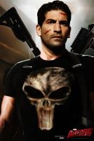 THE PUNISHER - Jon Bernthal by spidermonkey23