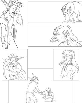 OoC Page 2 WIP by Anamaris