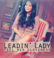 Leadin' Lady by xenaline