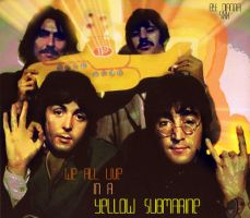 Yellow Submarine by DiannaSixx