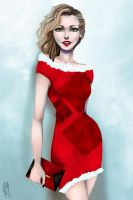 Christmas Class by Andreanable