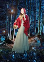 Red Riding Hood by Mervilina