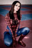 Marvel - Spider-woman by SySalem