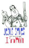 Jesus Im strapped by blackpassmore