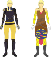 Moriah - Outfit Concept Art by Tagrberry