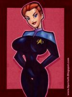 Jadzia Dax by Sportelli by Mythical-Mommy