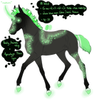 6058 - Padro Foal Design by Feya-san