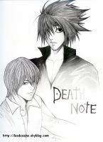 death note by sipries