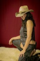 Cowgirl Leathers III by DimensionalImages
