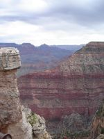 Grand Canyon Shot 4 by Rambling-anthology