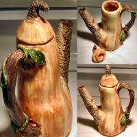 Organic Teapot by HopeTithe