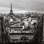 Paris cityscape II by kpavlis