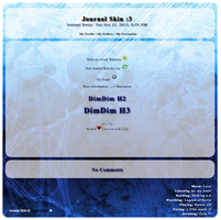 [ Simple Journal Skin VII ] by Inconcabille