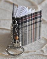 'Old Blouse'  Keychain book by liesan