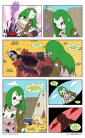 Rune Hunters - Ch. 9 Page 12 by Cokomon