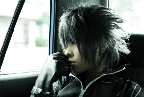 Final Fantasy XIII : Think by Jesuke
