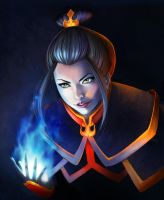 Azula by Dragon-port