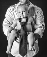 Daddy and Me by erinshortridge