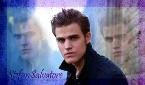Hot Stefan Salvatore by TwilightEdward04